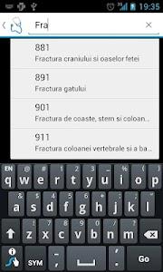 Codificare Medicala screenshot 3