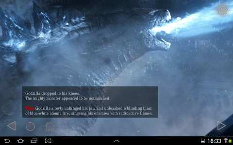 Godzilla™ - Movie Storybook screenshot 7