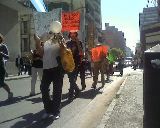 Movilización del 23 de Mayo