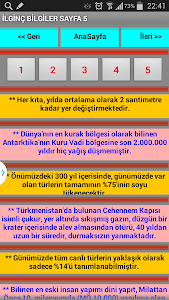 İlginç Bilgiler Ansiklopedisi screenshot 3