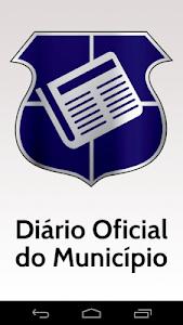 Diário Oficial Belém screenshot 0