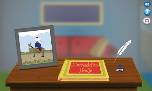 Tales of Nasreddin Hodja Free screenshot 0