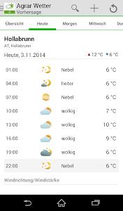 Bayer Agrar Wetter Austria screenshot 1