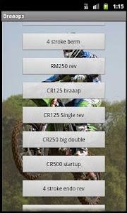 Braaaps (Motocross Sounds) screenshot 0