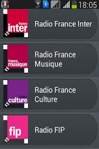 Radio France screenshot 3
