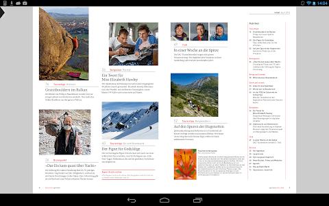 Die Alpen screenshot 1