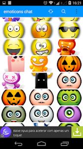 emoticons chat screenshot 5