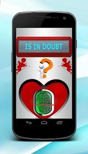 Dating Detector - Joke screenshot 3