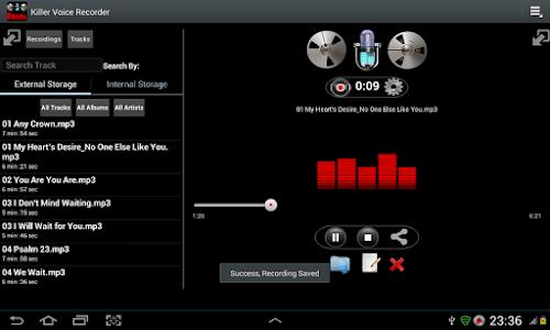 Killer Voice Recorder Pro screenshot 17