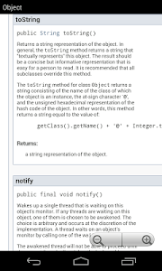JavaDoc 7 screenshot 4