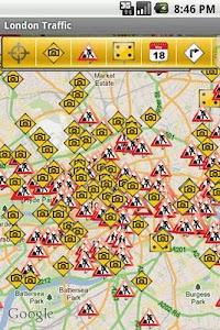 London Traffic LIVE screenshot 0
