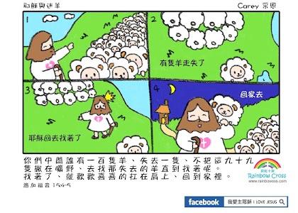 漫畫聖經 試看繁體中文 comic bible trial screenshot 3