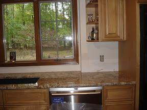 Typhoon Bordeaux granite is in!!! on Typhoon Bordeaux Granite Backsplash Ideas  id=28095