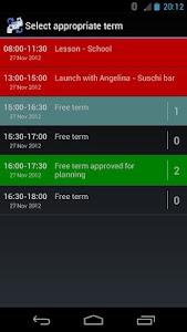 Smart Meeting Planner screenshot 5