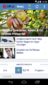 ORF.at News screenshot 0