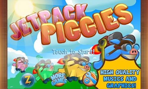 Jetpack Piggies Bros screenshot 0