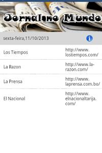 Jornal no Mundo screenshot 8