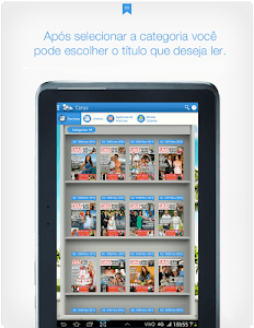 Nuvem do Jornaleiro screenshot 10