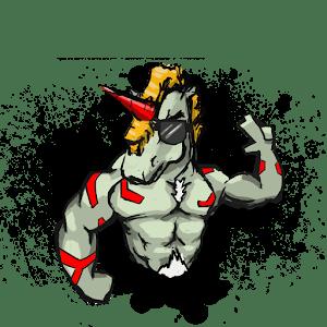 Apocalyptic Unicorn Pro