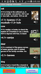 Speak and Write Hausa Language screenshot 4