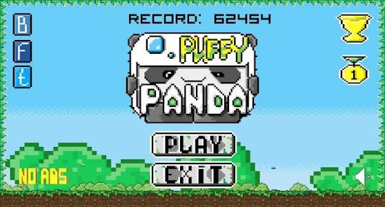 Puffy Panda screenshot 0
