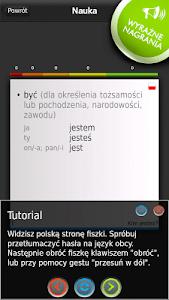 FISZKI Hiszpański Starter screenshot 1