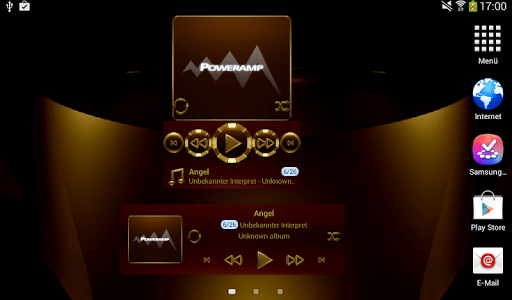 HAMOND Poweramp widget pack screenshot 8