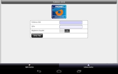 Pronet MLP screenshot 3