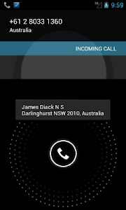 Sybla Australia - Caller ID screenshot 0