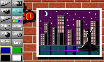 eGraffiti - screenshot thumbnail 01