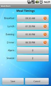 MediRem - Medication Reminder screenshot 1