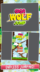 Giga Wolf Jump! screenshot 0