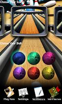 3D Bowling - screenshot thumbnail 01