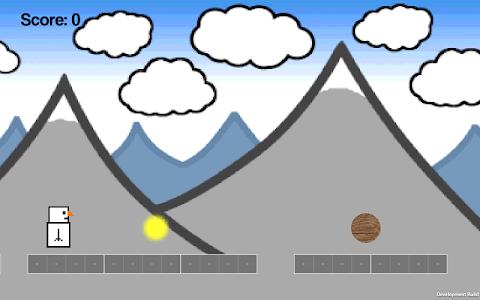 Snowman Runner screenshot 4
