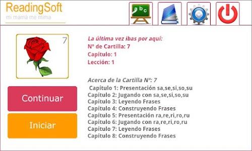 Curso 7 Aprender a Leer screenshot 0