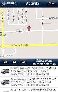 Ituran USA Mobile screenshot 4