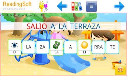 Curso 9 Aprender a Leer screenshot 3