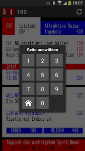 Swiss Teletext screenshot 1