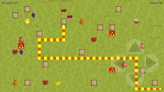 The Snake screenshot 7