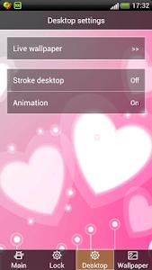 Hearts screen Lock wallpaper screenshot 10