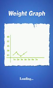 Weight Chart screenshot 0
