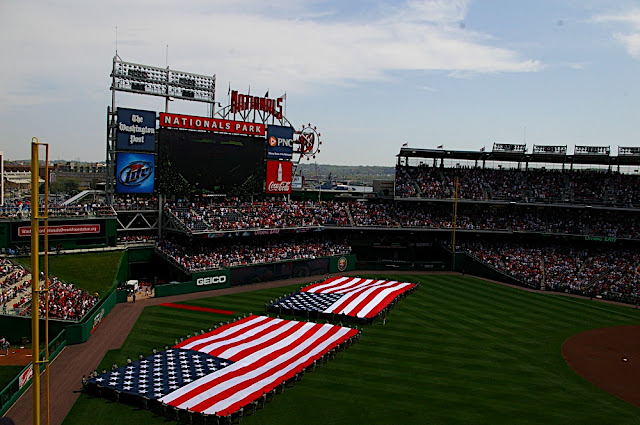 The ceremony of opening day