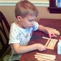 Father's Day Crafts for Small Children