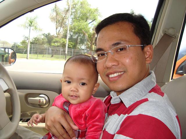Papa & Nadine