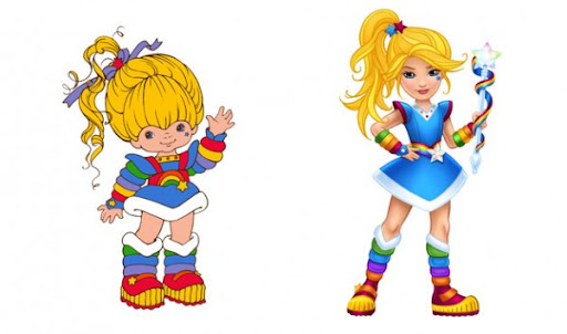 Rainbow Brite Grew Up