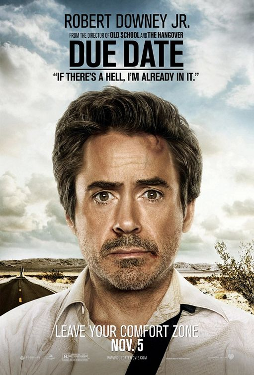 Due Date 2010 New Movie Posters