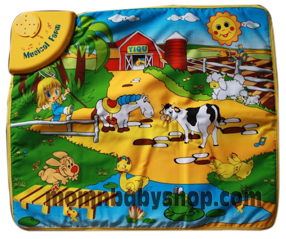 play farm animal
