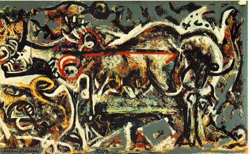 Loba de Pollock