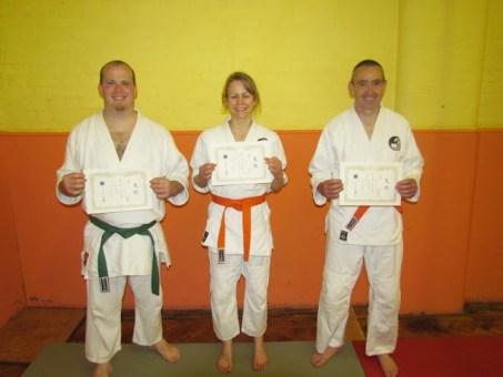 Ian, Yvette and Tony