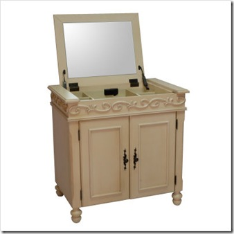 Marietta Styling Station Vanity